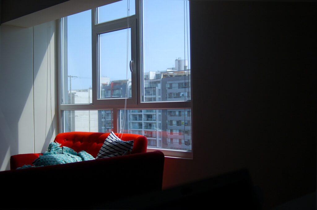 Pencere Çeşitleri, Tek Kanatlı Pencereler