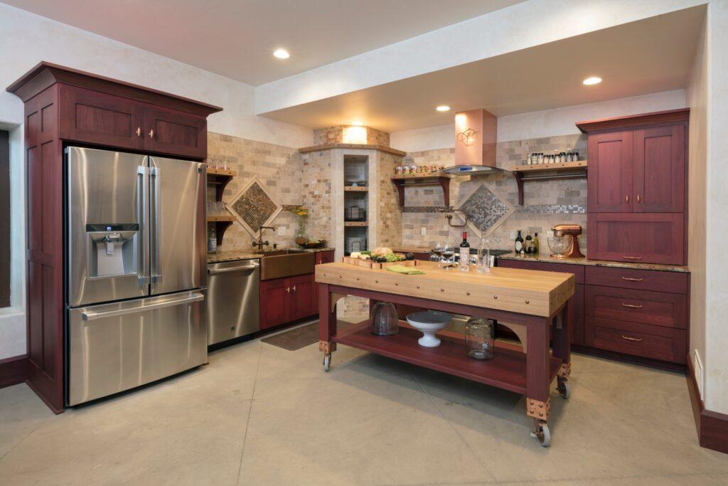Ada Mutfak Tasarımları