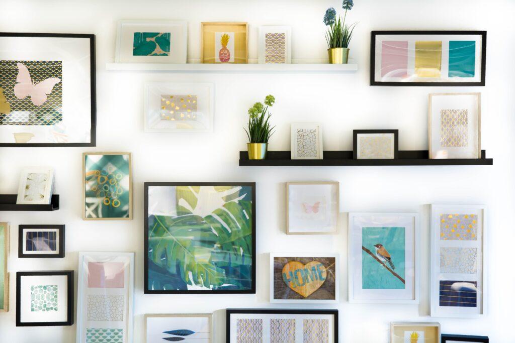 Duvar Süsleme Örnekleri