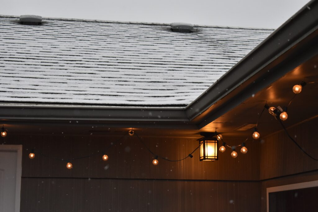 trend, ayınlatma, sarı lamba, veranda aydınlatma