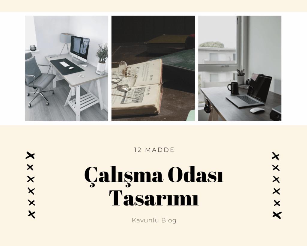 Home Ofis – Çalışma odası dekorasyon fikirleri